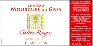 Galets Rouges FRONT